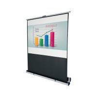 Nobo Floor-standing Screen W1620xH1220mm Portable Grey 1901956