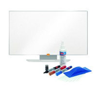 Nobo Widescreen 40 Inch Nano Clean Whiteboard NB810089 FOC Nobo Whiteboard Starter Kit 34438861