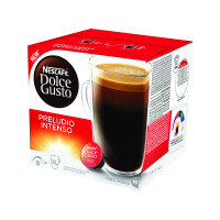 Nescafe Dolce Gusto Americano Bold Morning Capsules (Pack of 48) 12323831