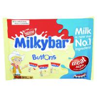 Nestle Milkybar Buttons Treatsize Multipack 189g 12132820