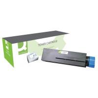 Q-Connect Oki Toner Cartridge B401 Black 44992402-COMP