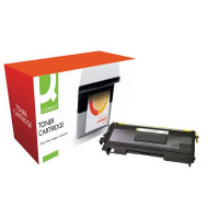 Q-Connect Brother Remanufactured Black Toner Cartridge TN2000