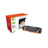 Q-Connect Compatible Solution HP 125A Cyan Laserjet Toner Cartridge CB541A