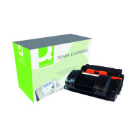 Q-Connect First To Market Solution HP 90X Black Laserjet Toner Cartridge High Capacity CE390X
