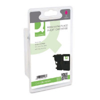 Q-Connect Brother Remanufactured Magenta Inkjet Cartridge LC985M