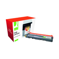 Q-Connect Brother Remanufactured Yellow Toner Cartridge TN230Y