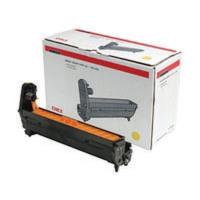 Oki C801/821/810/830/Mc860 Laser Yellow Image Drum 44064009
