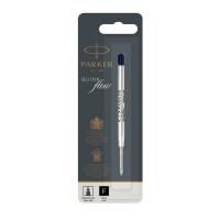 Parker Quink Ballpoint Pen Refill Fine Black Blister (Pack of 12) 1950367