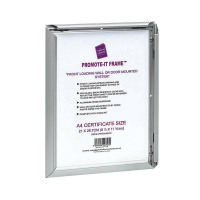 Photo Album Company Promote It Aluminium A3 Frame PAPFA3B