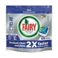 Fairy Original Dishwasher Tablets (Pack of 100) 8001090215543