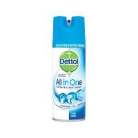 Dettol Antibacterial All in One Disinfectant Spray Crisp Linen 400ml 3021337