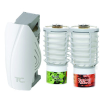 TCell Tropical Sunrise and Fruit Crush Air Freshener Starter Kit R402513E