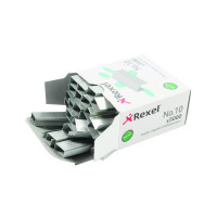 Rexel 5mm Staples No.10 (Pack of 5000) 6005