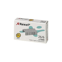 Rexel Staples No.56 6mm (Pack of 1000) 6131