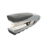 Rexel Centor Half Strip Stapler Silver and Black 2100595