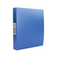 Rexel Budget 2 Ring Binder A5 Blue 25mm Polypropylene (Pack of 10) 13428BU