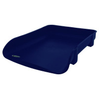 Rexel Agenda2 In-Out Tray 55mm Blue 2101017