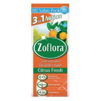 Zoflora Citrus Disinfectant 500ml 652