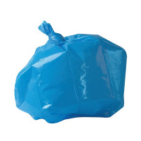 2Work Refuse Sack 100g Blue (Pack of 200) CS004