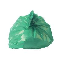 2Work Refuse Sack 100g Green (Pack of 200) CS002