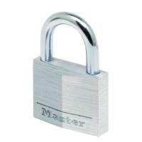 Master Lock 30mm Aluminium Padlock (Dual clock levers and 4-pin cylinder)  9130EURD 40041