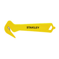Stanley Single Pull Cutter Yellow (Pack of 10) STHT10355-1