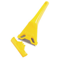 Stanley Yellow Plastic Window Scraper 0-2 SB10593