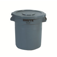 Brute Heavy Duty Container 38L Grey 382199