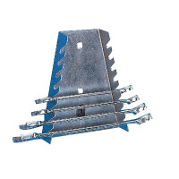 Spanner Holder Zinc (up to 7 spanners ) 307003