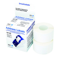 Seiko Address Label 28x89mm White (Pack of 260) SLP2RL