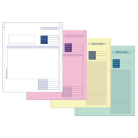 Custom Forms Sage Invoice/Delivery Note (Pack of 500) SE04