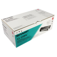 Sharp Black Toner Cartridge (4,000 Page Capacity) AL110DC