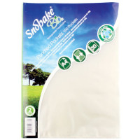 Snopake Bio? A4 Punched Pocket Clear (Pack of 100) 15440