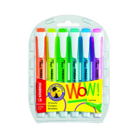 Stabilo swing cool Highlighters Assorted 275/6-3