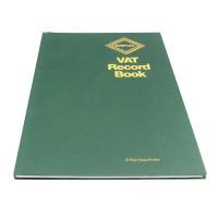 Simplex VAT Records Book VAT