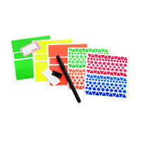 Sasco Year Planner Stickers Kit (for use with Sasco Planners) 70080