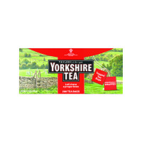 Yorkshire Tea Tagged and Enveloped pk200 1341