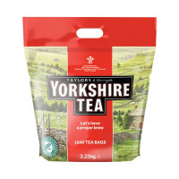 Yorkshire Tea Tea Bag (Pack of 1040) 5007