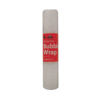 Post Office Postpak Clear Bubble Wrap 500mmx3m (Pack of 12) 37749