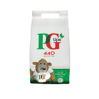 PG Tips Pyramid Tea Bag Pk440 67395657