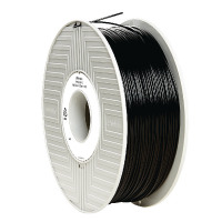 Verbatim ABS 1.75mm 1kg Reel Black 3D Printing Filament 55010
