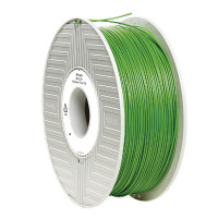Verbatim PLA 3D Printing Filament 1.75mm 1kg Reel Green 55271