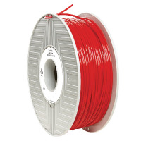 Verbatim PLA 3D Printing Filament 2.85mm 1kg Reel Red 55279