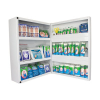 Wallace Cameron First Aid Metal Cabinet 1-50 People 4603011