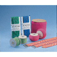 Pink Legal Tape 10mmx100m 8018/10PIN100