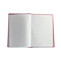 Casebound A5 Index Book WX01064
