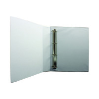 White 40mm 4D Presentation Binder (Pack of 10) WX01329