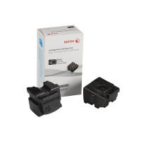 Xerox ColorQube 8570 Black Ink Stick 4.3K (Pack of 2) 108R00934