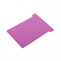 Nobo T-Card Size 3 Pink (Pack of 100) 32938916
