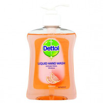 Dettol Moisture Handwash Grapefruit 250ml 8071864